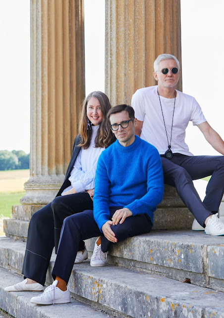 ERDEM x H&M: Erdem, Baz Luhrmann and Ann-Sofie Johannson