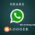 How To Add Social Sharing Widget With Whatsapp Sharing Button In Blogger