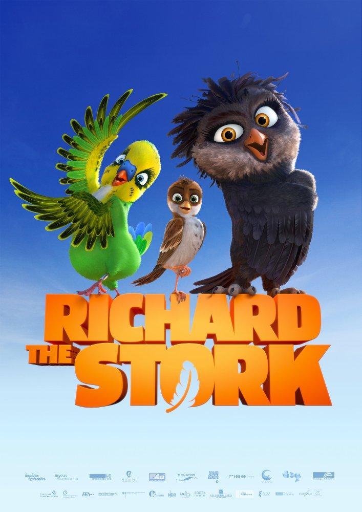 Bărzoiul Richard Online dublat –  Richard the Stork