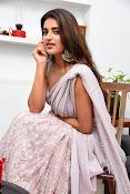 Nidhi Agarwal at Ismart Successmeet-thumbnail-14