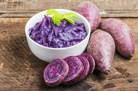 The Amazing Health Benefits OfPurple Sweet Potato For Health - Healthy T1ps