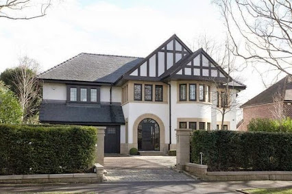 photo: house/residence of enchanting talented  50 million earning Manchester, United Kingdom-resident