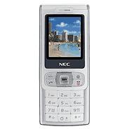 Teléfono móvil NEC E121