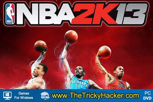 NBA 2K13 Free Download Full Version Game PC