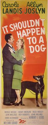 Carole Landis It Shouldn't Happen To A Dog