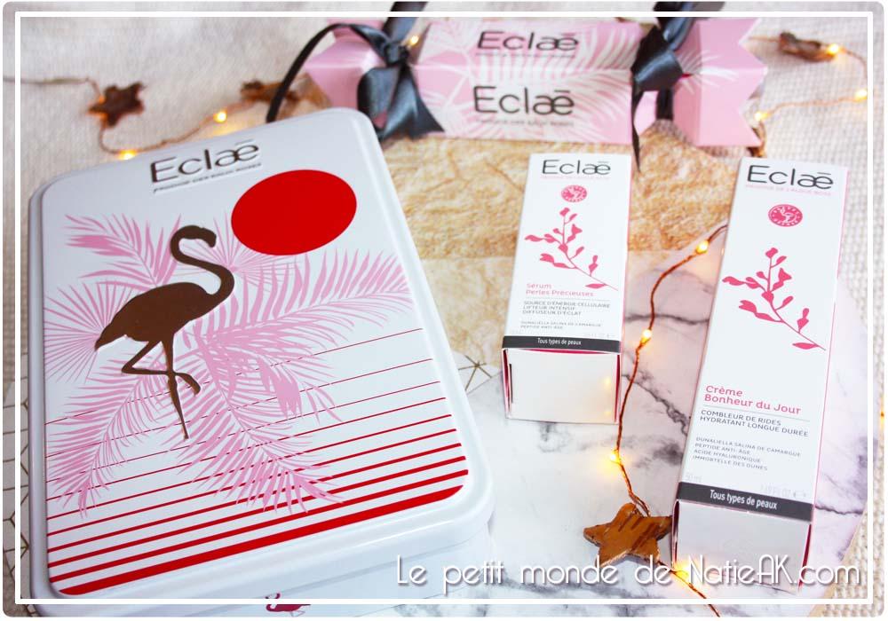 Edition collector Eclaé coffret de soin