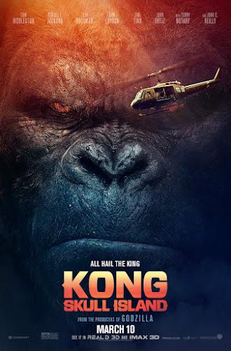Kong: Skull Island (BRRip 1080p Dual Latino / Ingles) (2017)