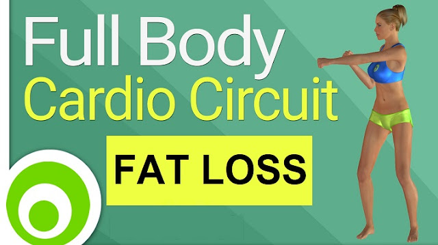 Fitness Tips: Best Full Body Circuits To Fat Loss