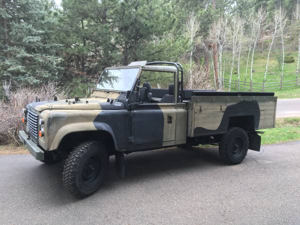 1990 Land Rover Defender Pickup