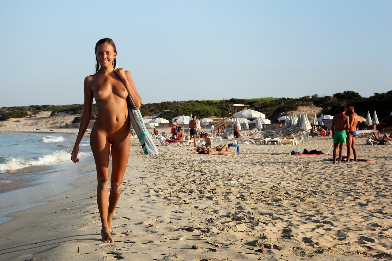 Opinion fkk beach voyeur