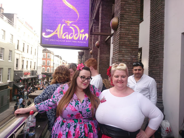 Aladdin Musical London review