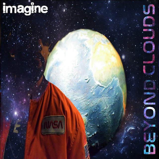 "Stream & Purchase ""Beyond Clouds"" album by IMAGINE ft. The Homegirl Monie + Joel Simpson + Courtney Grace  + more..."