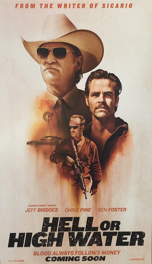 Movie Hell or High Water (2016)