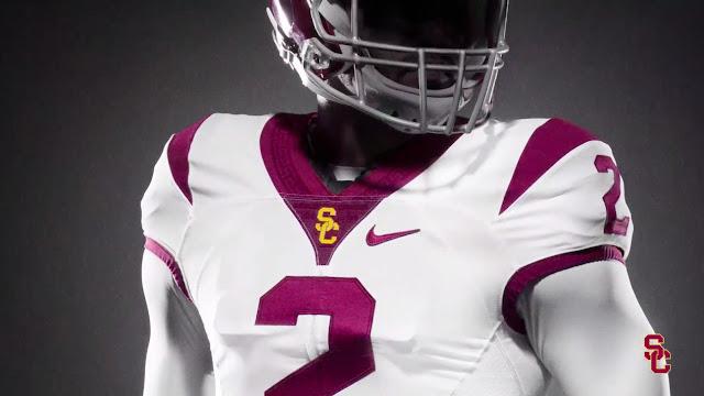 USC uniforms 2016