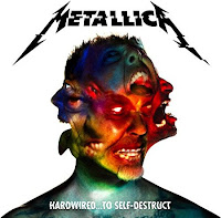 Metallica's Hardwired...To Self-Destruct