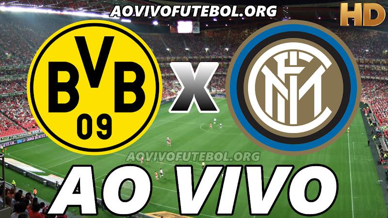 Assistir Borussia Dortmund vs Inter de Milão Ao Vivo HD