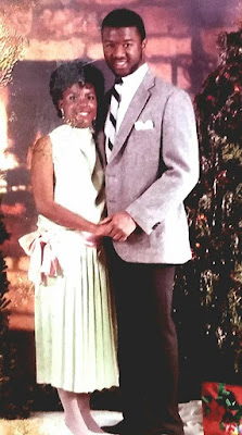 Hogan High School 1985 Vice Versa: Felicia Harper & Darryl Pouncey