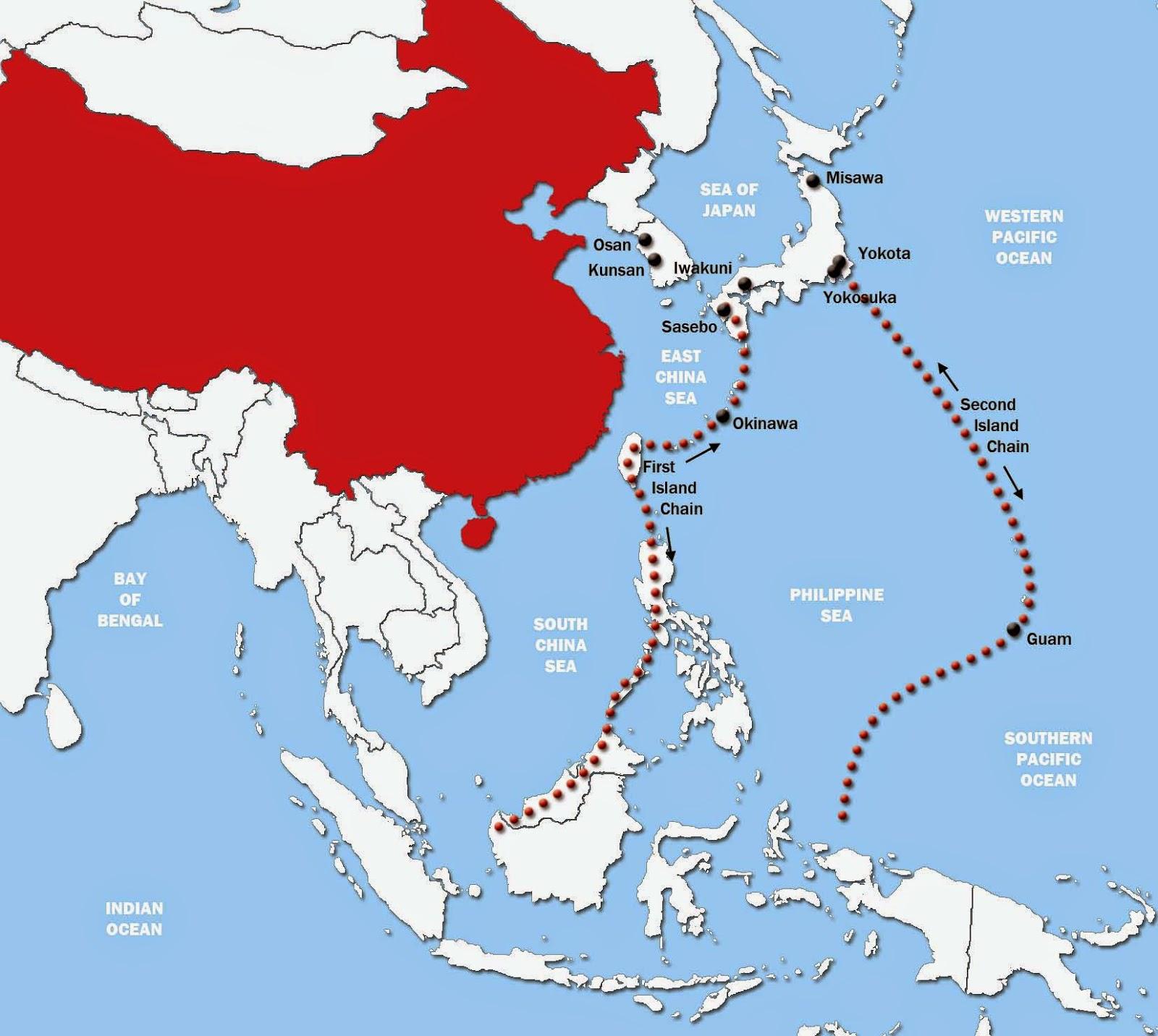 Submarine Matters: Possible Japanese Submarine Deployment Area