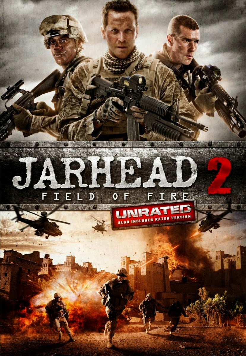 Jarhead 2 Field of Fire จาร์เฮด พลระห่ำ สงครามนรก 2 [HD][พากย์ไทย]