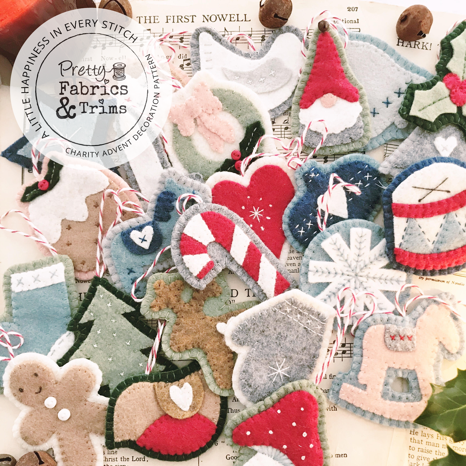 2020 Christmas Charity Pattern