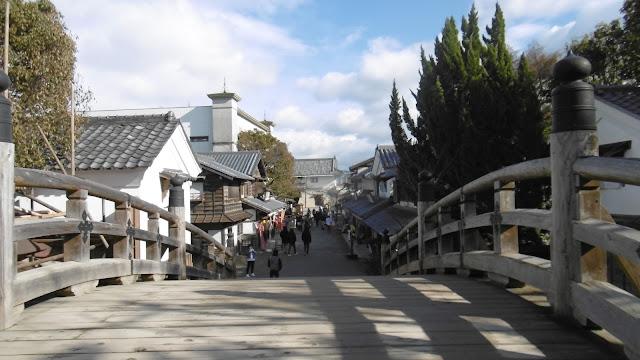 京都・東映太秦映画村 日本橋