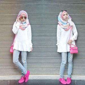 Fashion Hijab Saat Liburan