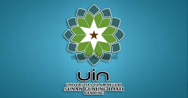 Download Logo UIN Sunan Gunung Jati Bandung (CDR x4 + PNG High Res)