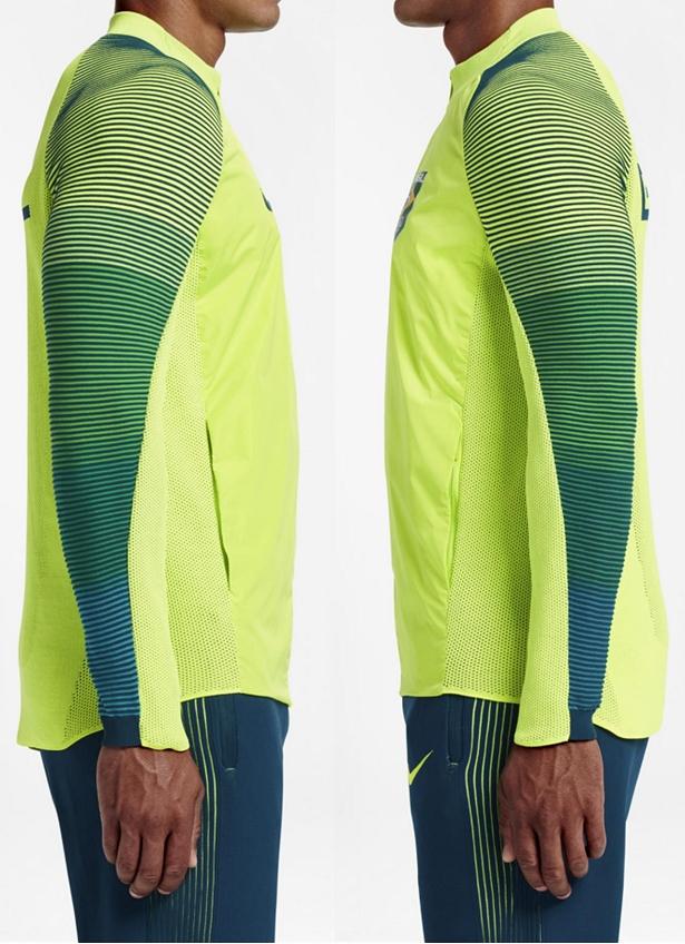bec4aae49b4cd Nike apresenta jaqueta de pódio do Time Brasil para o Rio 2016 ...