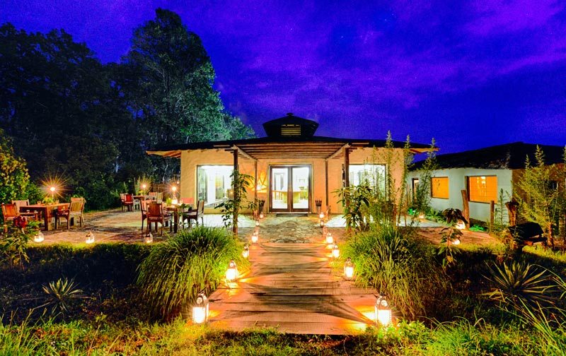 Best 5 Star Hotels in Jim Corbett