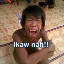 batang umiiyak, ikaw na! Pinoy funny memes