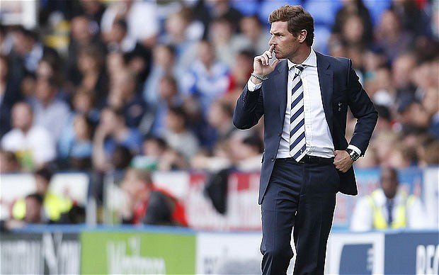 Tottenham sack Andre-Villas Boas after losing to Liverpool