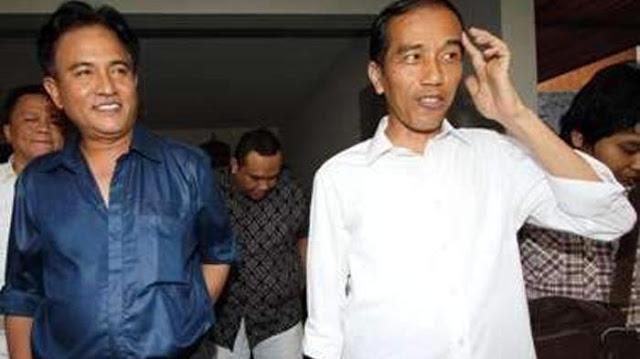 "Bergabungnya Yusril ""Pengacara HTI"" ke Jokowi, Dinilai Menguntungkan Prabowo"
