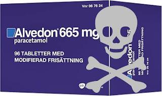Paracetamolul cu eliberare modificata Interzis de Agentia Europeana a Medicamentului