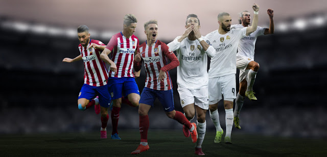 Real Madrid Siap Melawan Rival Sekota Atletico Madrid