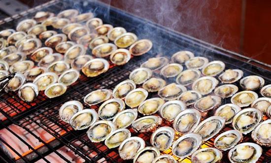 du lịch thưởng thức món bào ngư Phú Quốc
