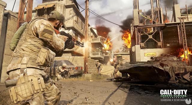As informações constam na parte traseira da versão para Playstation 4 de Call of Duty: Infinite Warfare.