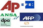 Las principales agencias de noticias del mundo y sus logotipos