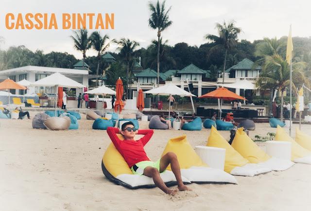Fun With Friends at Cassia Bintan