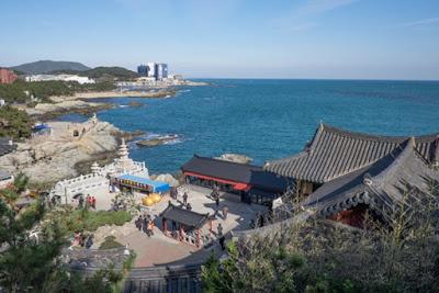 วัดแฮดองยงกุงซา (Haedong Yonggungsa Temple: 해동 용궁사) @ www.catchingtheworld.com