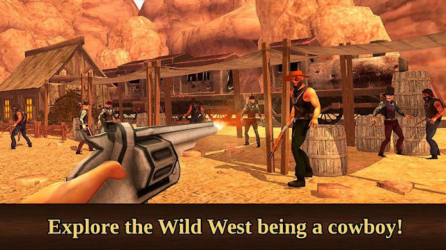 Wild West Guns: Cowboy Shooter
