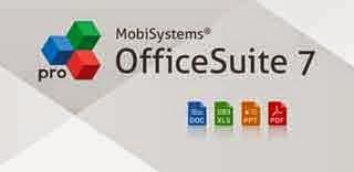 Sửa văn bản trên điện thoại bằng office suite