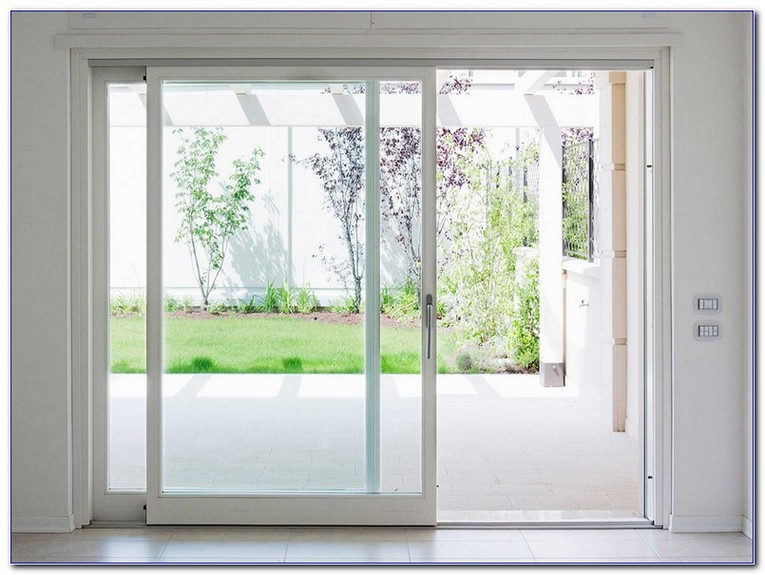 Replace WINDOW With Sliding GLASS Door