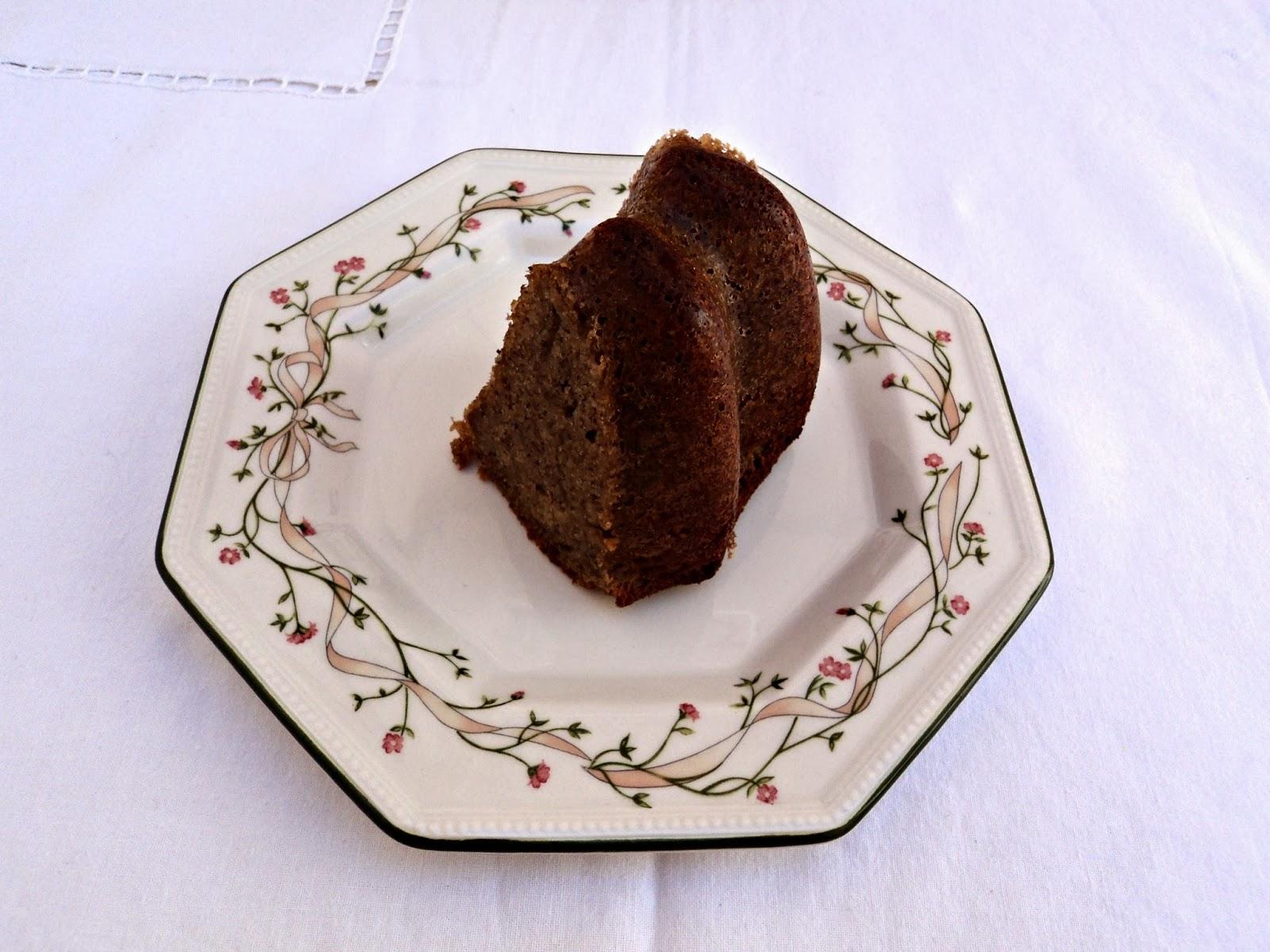 receta casera bundt cake avellanas