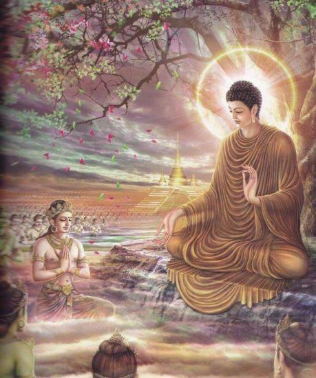 Đạo Phật Nguyên Thủy - Kinh Tăng Chi Bộ - Hạnh phúc loài người và hạnh phúc chư thiên