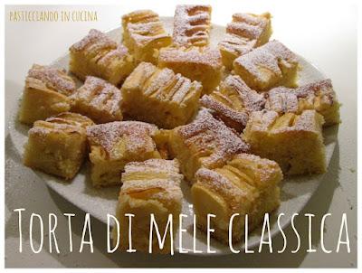 torta di mele - ricetta classica