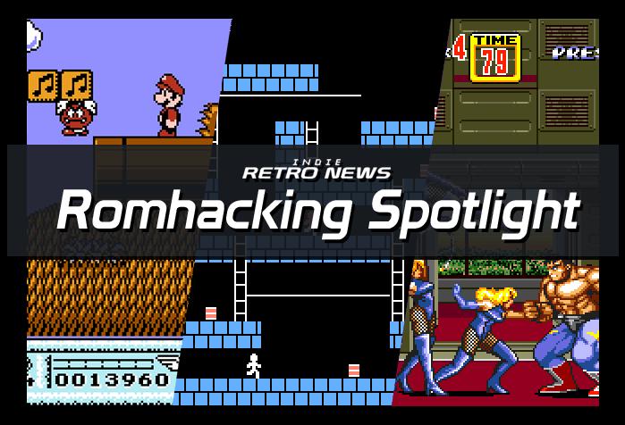 Indie Retro News: Romhacking Spotlight - Lode Runner Mini