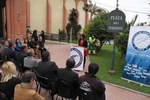 Consejo Regional del Colegio de Periodistas Coquimbo presentó públicamente a su nueva directiva