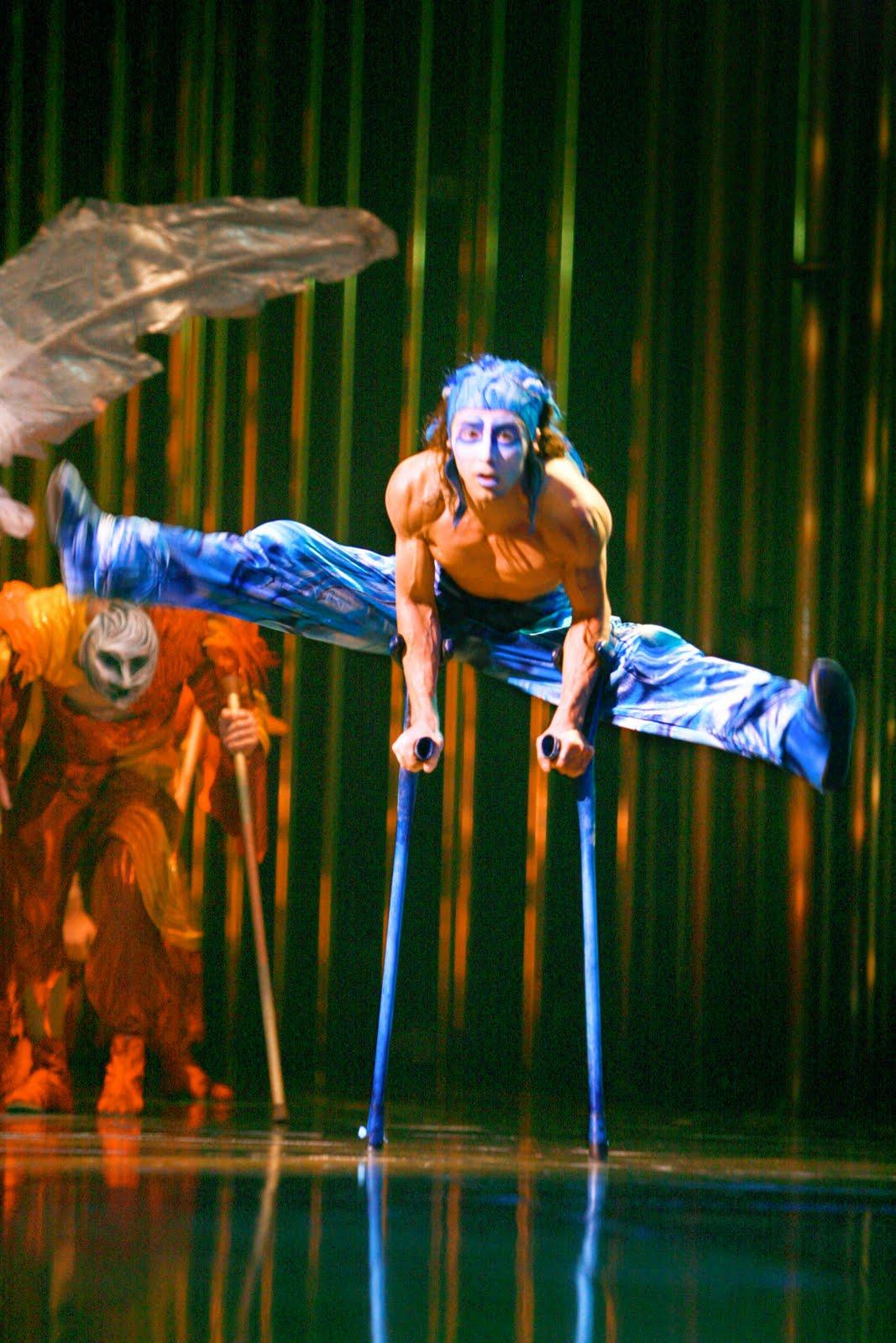 Cirque Du Soleil Varekai Köln