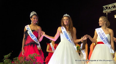 Vichy, élection de Miss Auvergne 2014
