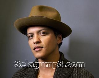 Update Terbaru Lagu Bruno Mars Full Album Mp3 Terpopuler